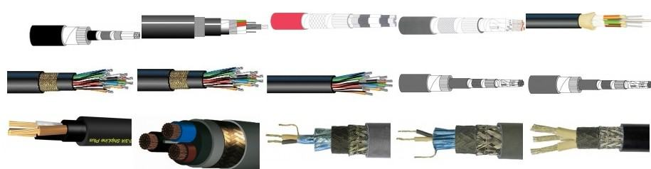 Offshore Marine Cables