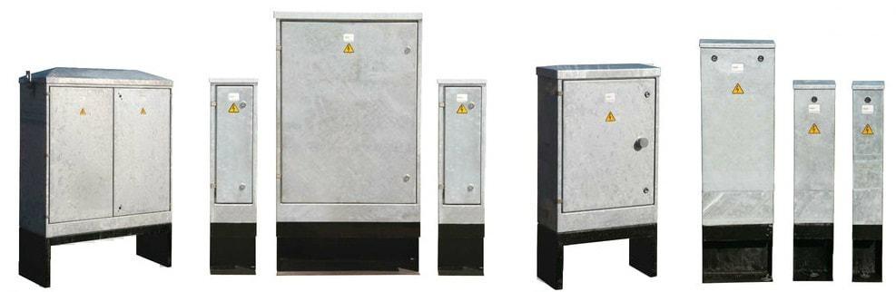Feeder Pillars Lv Low Voltage Feeder Pillars Electrical