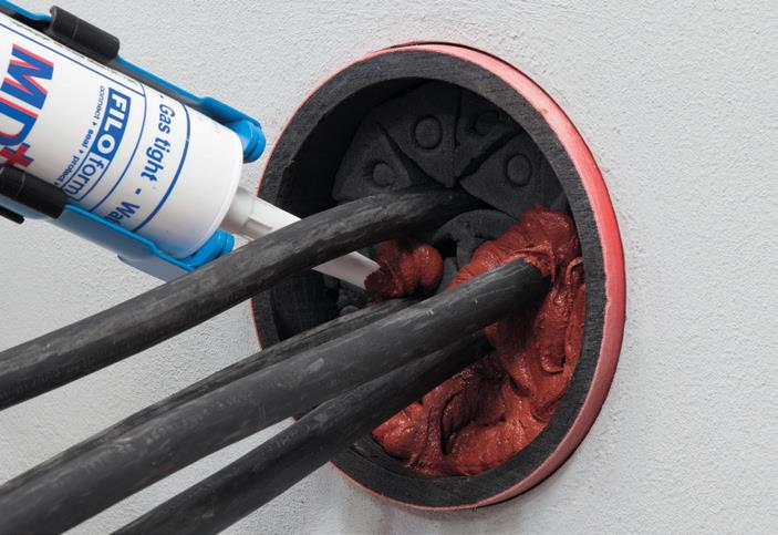 Filoform FiloSeal+ Cable Duct Seals