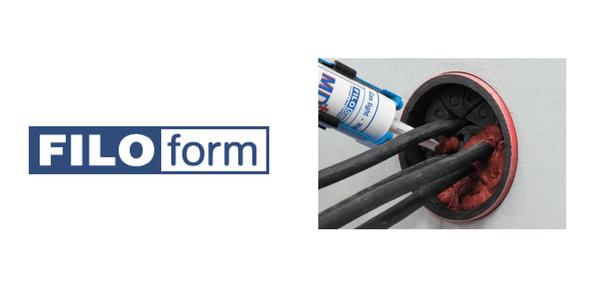 Filoform FiloSeal+ Re-enterable Duct Seals & Sealing System