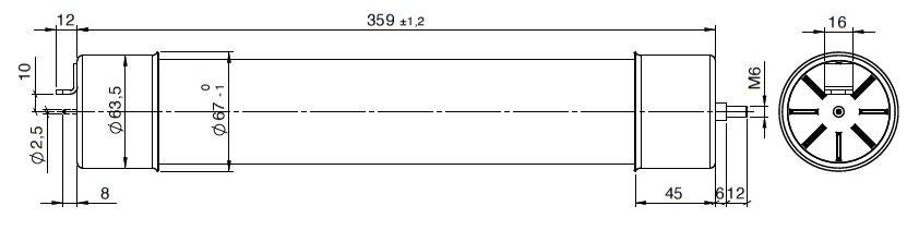 Transformer Fuses – MV HV Fuses 12kV-24kV Transformers IEC ABB CEF-OT TPC2
