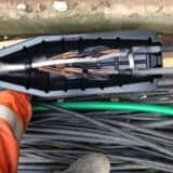 Pilot Cable Joint – Transition Joint PILC SWA To Multipair Jelly Filled Cable