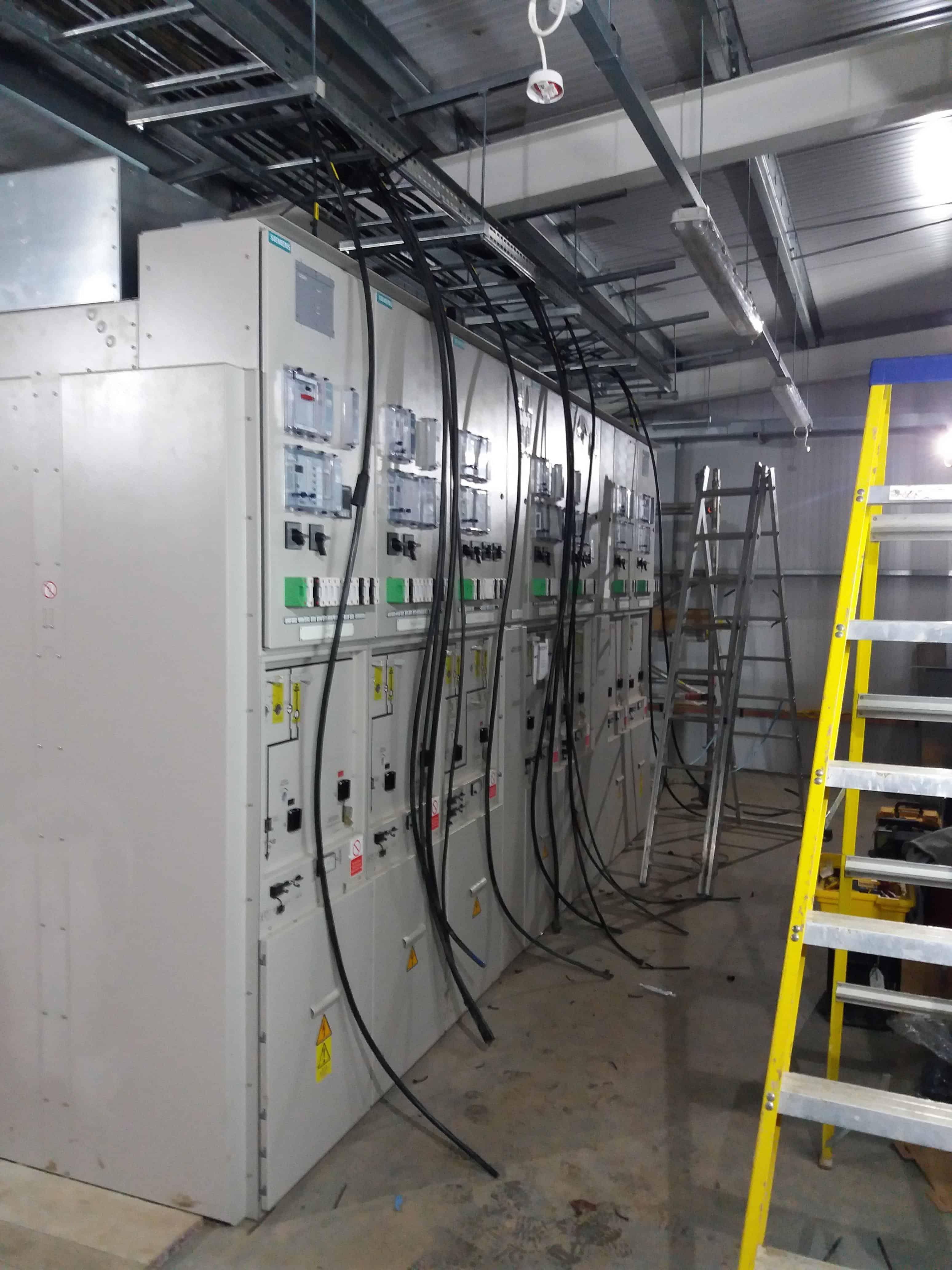 11kv feeder panel