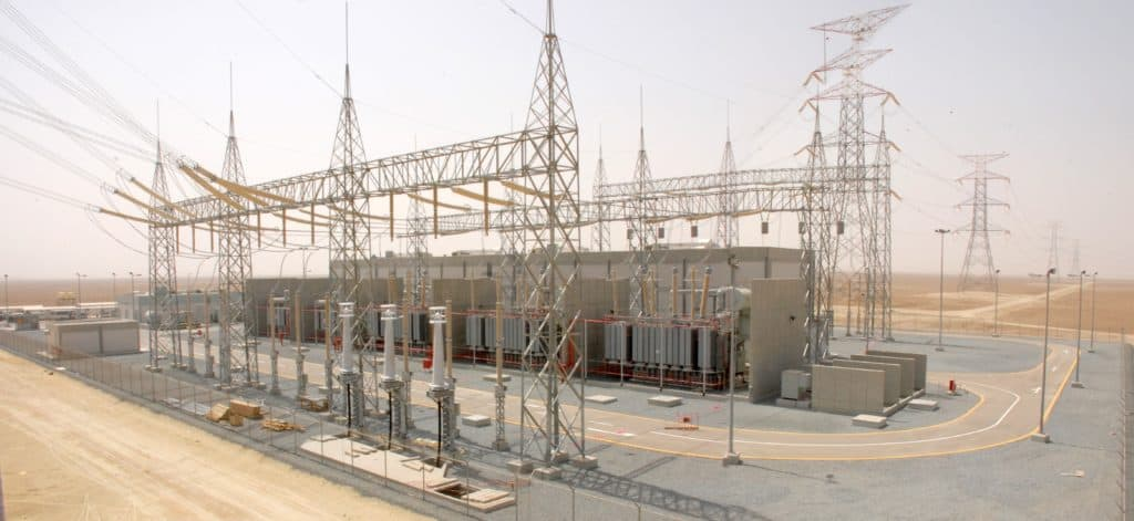 Substation Earthing