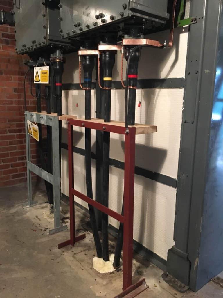 33kv Cable Terminations Raychem Heat Shrink Terminations