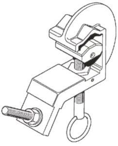 Screw Action Clamp - CATU MT815S
