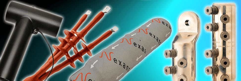 Nexans Joints Terminations Connectors 11kV 33kV