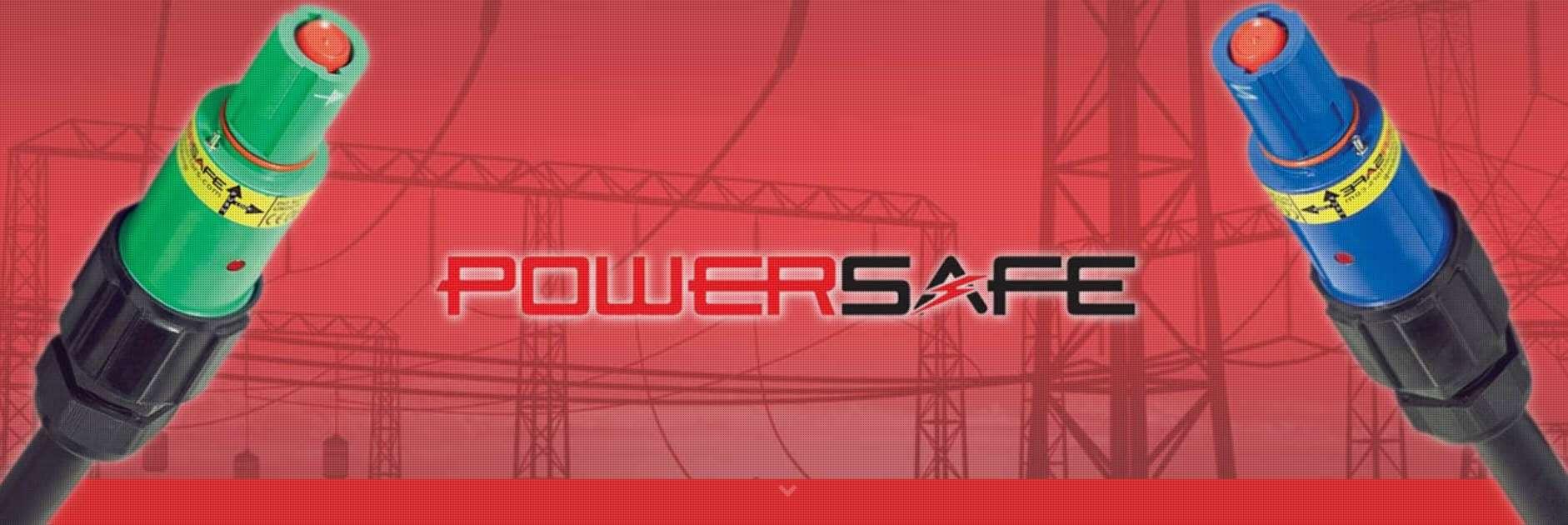 Powersafe - Single Pole Power Connectors
