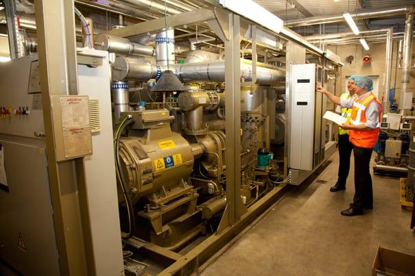 Refrigerant Plant Control Wiring