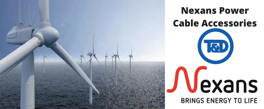 Nexans Power Cable Accessories For Wind Energy Projects