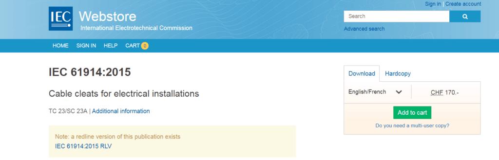 IEC 61914