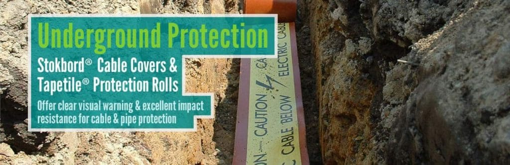 Underground Cable Protection