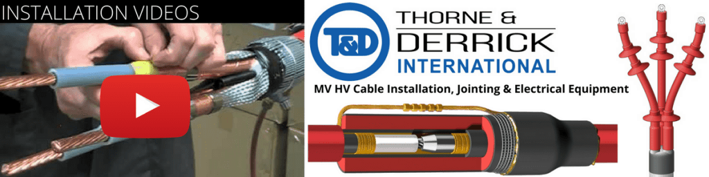 Cable Termination Using Heat Shrink Terminations 33kv