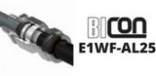 E1WF-AL25 Cable Glands Explosion Proof Ex d & Flameproof Ex e – Prysmian 455AA-55