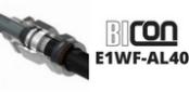 E1WF-AL40 Cable Glands Explosion Proof Ex d & Flameproof Ex e – Prysmian 455AA-57