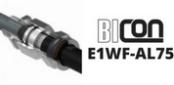 E1WF-AL75 Cable Glands Explosion Proof Ex d & Flameproof Ex e – Prysmian 455AA-63