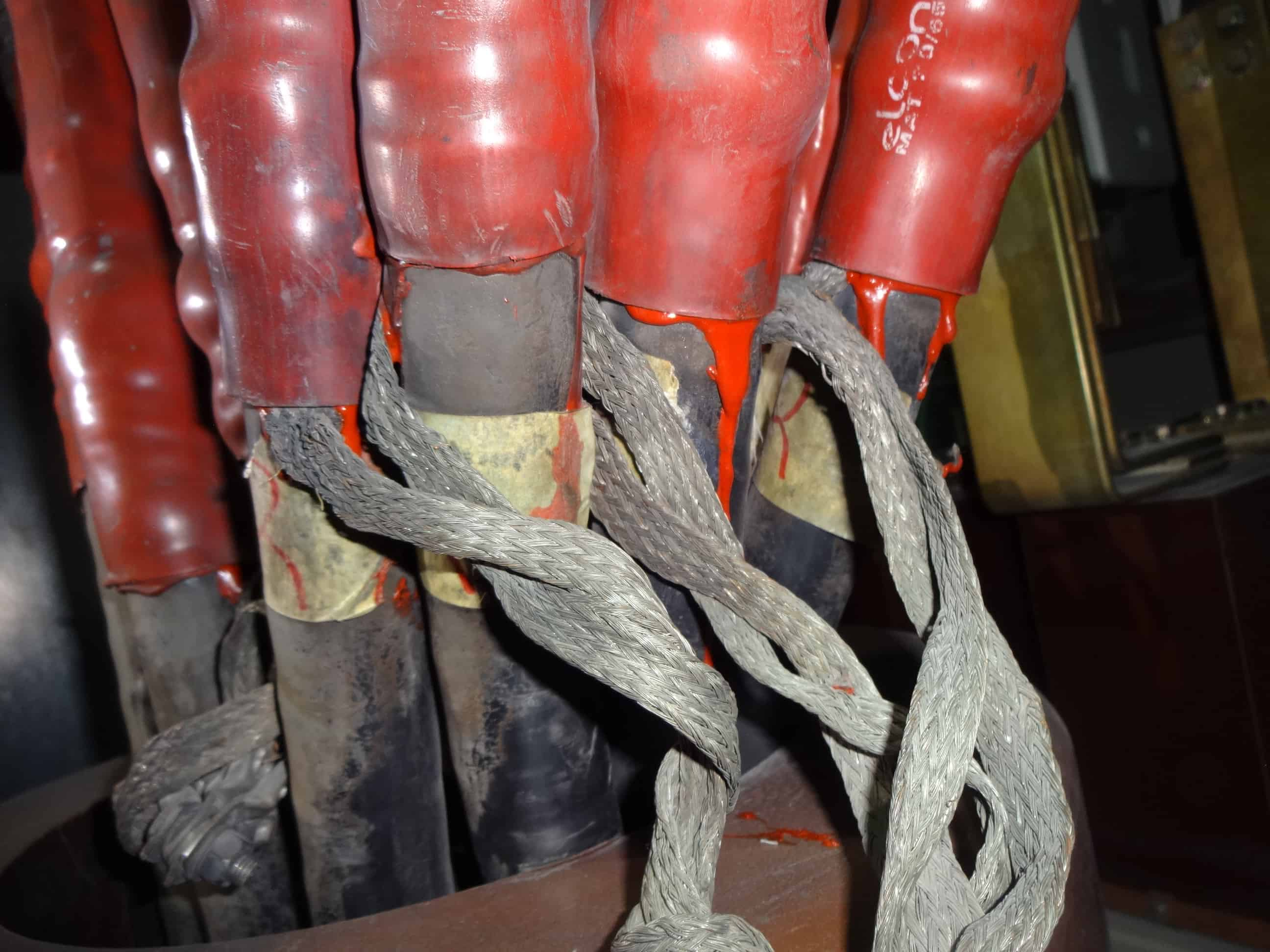 Heat Shrink Cable Terminations Potential Critical Medium