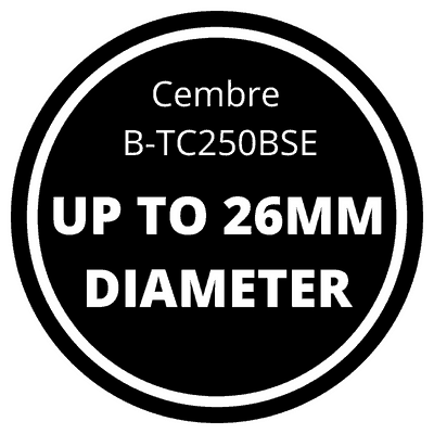 Cembre B-TC250BSE Battery Cable Cutting Tool