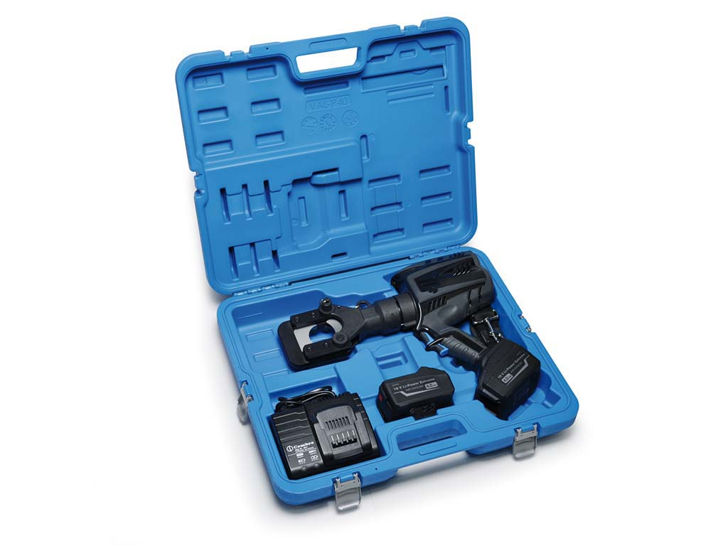 Cembre B-TC450E Battery Cable Cutting Tool - Case