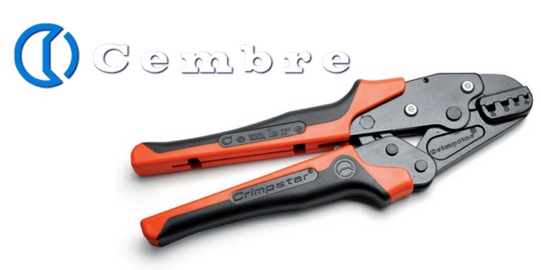 Cembre HNKE 16 Crimpstar Mechanical Crimping Tool