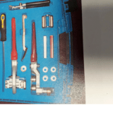 UKPN Polylam Cable Jointers Tool Kit – Alroc CPM-GB1
