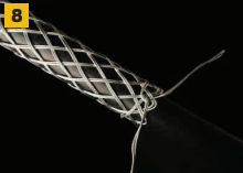 Cable Sock 8