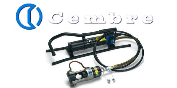Cembre CPU1230-3D Hydraulic Foot Pumps