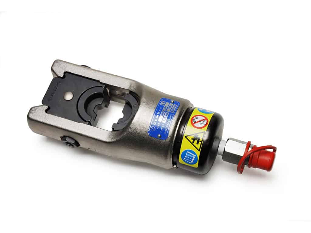 Cembre RHU131-C Presshead (LV 400sqmm HV 400sqmm)