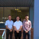Thorne & Derrick UK Power Team Welcome Phil Bearpark