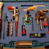Alroc Cable Jointers Tool Kits – WPD Western Power Distribution Approved