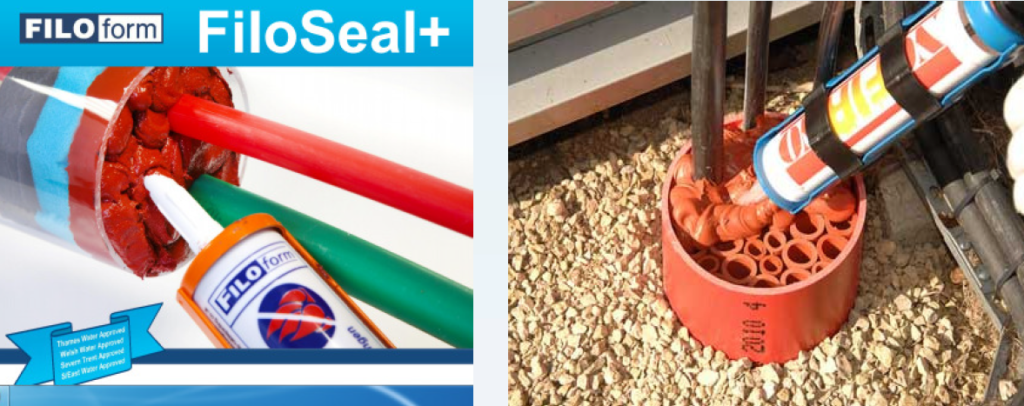Sealing Cable Ducts