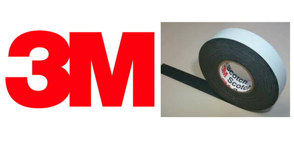 3M Scotch 2151 Tape - Rubber Splicing Cable Jointing Tape