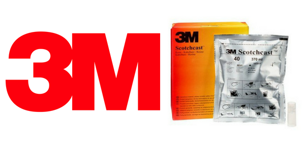 3M Scotchcast Resin Pressure Method Cable Jointing Using Scotchcast 40 Resin