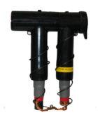 430TBM-P2/P3 Nexans Euromold – Interface C – Dual/Triple Cable Arrangement For 430TB Connector