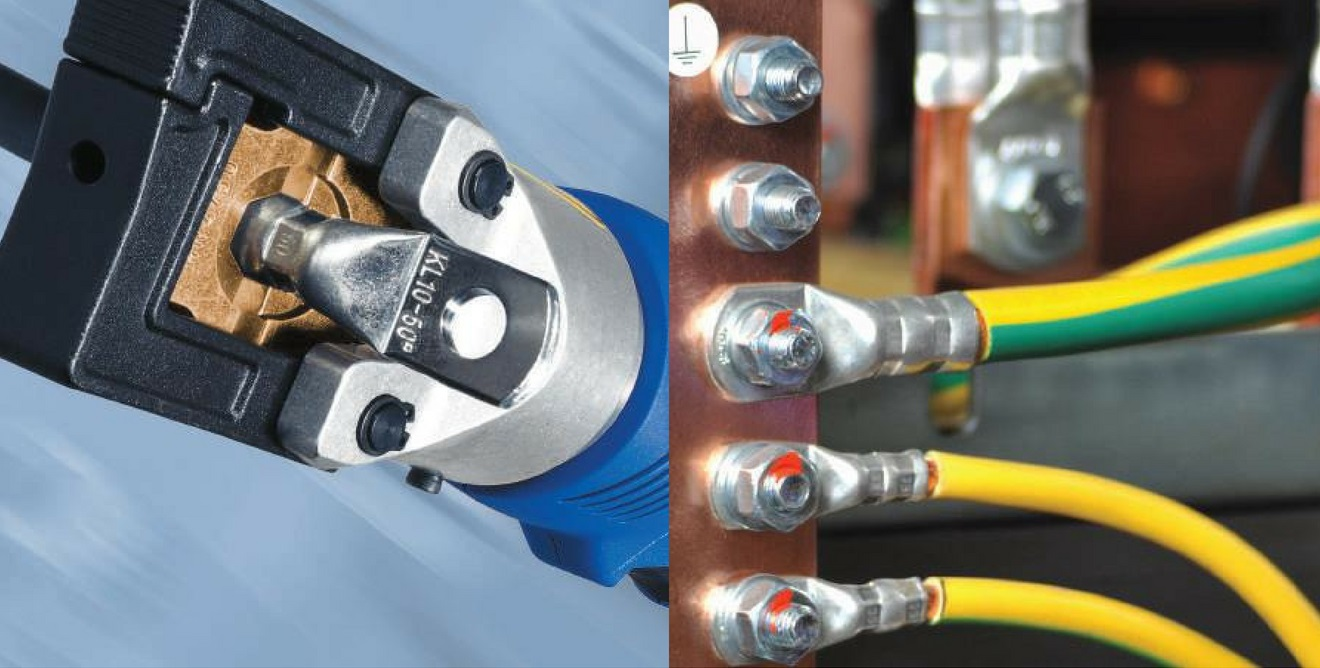 Cable Lugs Crimping Din 46235 46234 Crimps Tools Electrical Wiring Standard Applications Standards