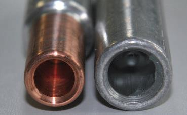 Aluminium & Copper Conductor Diameter