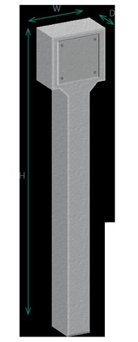 Hydrant Post