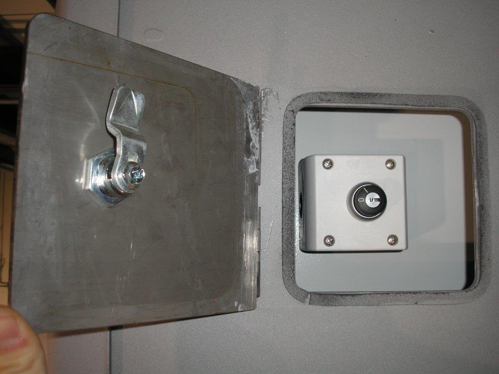 External Override Switch