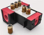 Pfisterer RSC-T Rail Connectors – Insulation Piercing Tap-off Connectors