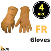 Arc Flash Gloves | 50 Cal Arc Flash Protection Gloves PPE