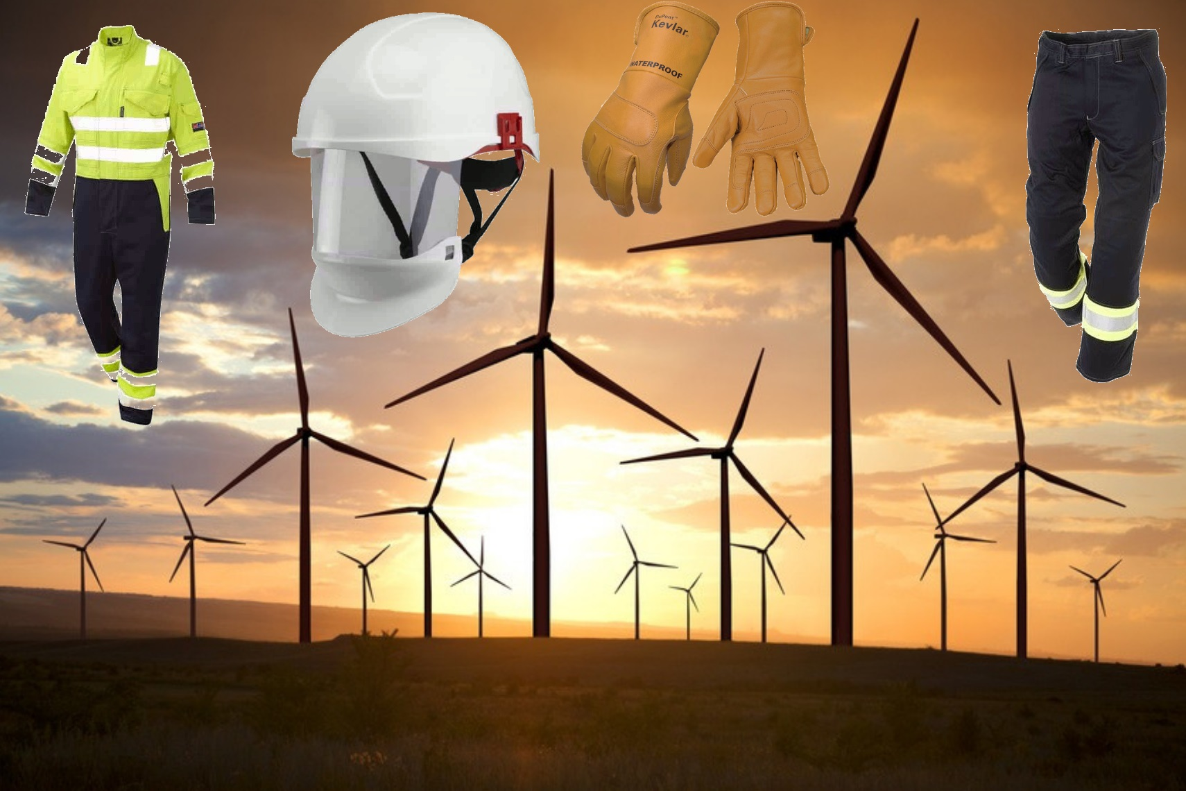 Arc Flash Risks & How To Prevent Them - Wind Turbines & Windfarms