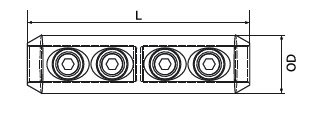 Bolted Connector