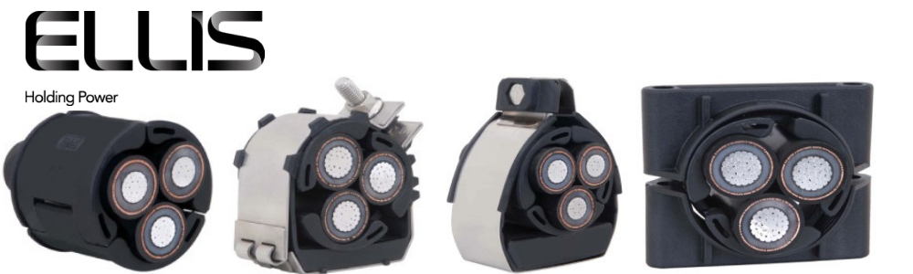 Cable Cleats For Triplex Cables