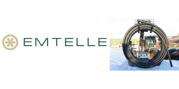 Cable Duct Coils PE - Emtelle Powerprotect+ ENATS12-24