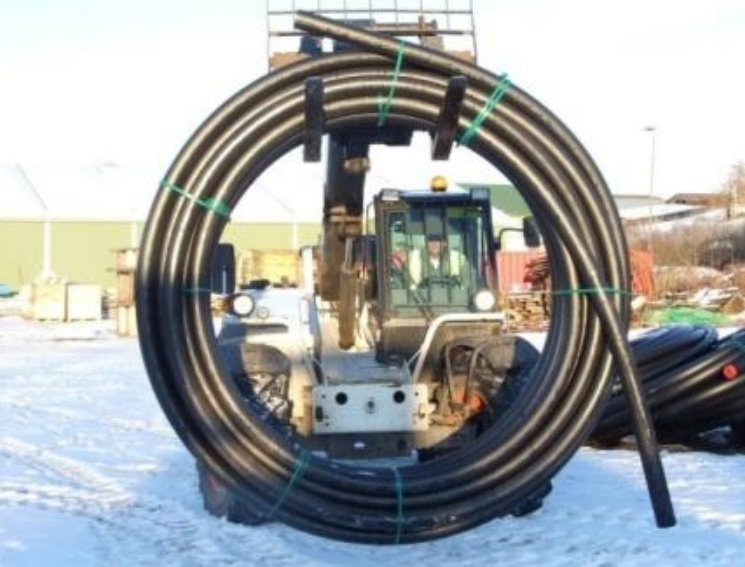 Cable Duct Coils PE