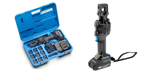 Cembre B450ND-BVE Battery Crimping Tool & Carry Case