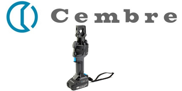 Cembre B450ND-BVE Battery Crimping Tool (up to 150sqmm cables)