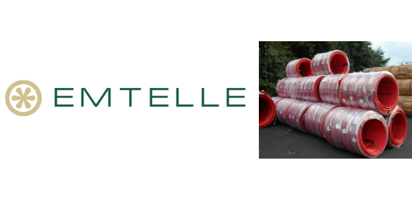Coiled Service Duct PE - Emtelle Powerprotect+ ENATS12-24