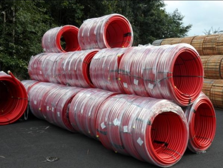 Coiled Service Duct PE