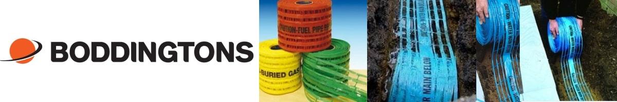 Detectamesh Detectable Underground Warning Tapes